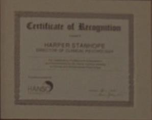 Hanso diploma