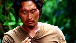 Jin en zijn trouw ring