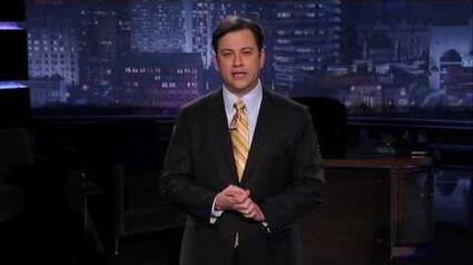 Jimmy Kimmels Secrets of LOST - Jorge Garcia