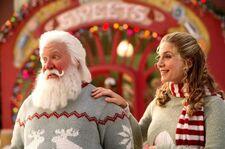 Elizabeth Mitchell in Santa Clause è nei guai