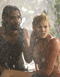 2x06 Shannon Sayid Regen