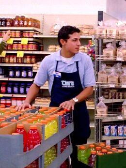 Рабочий супермаркета 5x11