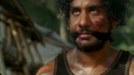 Sayid otage 3x22