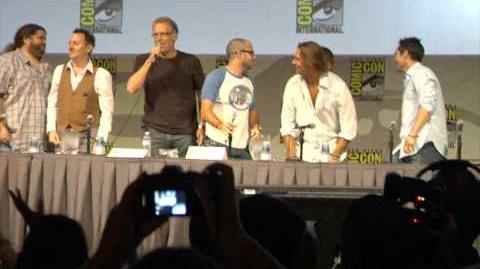 Lost Comic Con 2009 Panel - Part 4 HD