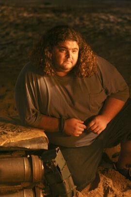 Hurley Sayid numbers 1x18
