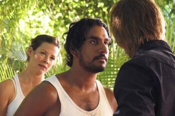 Sayid sawyer