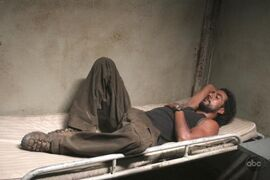 Sayid cellule 4x08