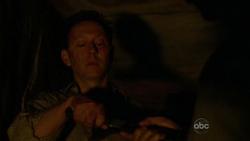 5x16 Ben takes knife