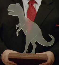6x12 Man of the Year award