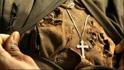 Yemi's cross