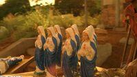 2х10 Статуэтки Девы Марии
