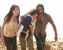 4x14Sun&Kate&Aaron&Sayid