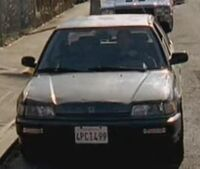 Miles Straume's Honda Civic