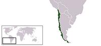 Location Chile