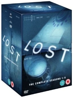 Seasons 1-5 box dvd
