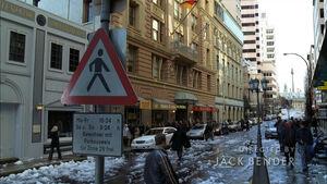 4x03 Traffic Sign
