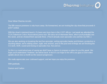 DSA Email 21-01