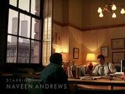 Finneys Büro