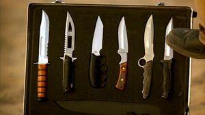 Locke's knifes