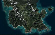 Lost Island Map