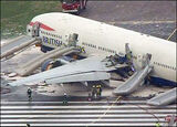 BA Crash