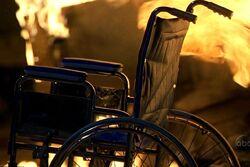 1х04 Инвалидное кресло