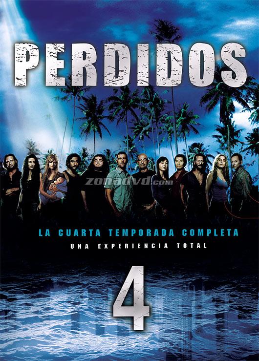 Perdidos: la cuarta temporada completa (DVD, región 2) | ES ...