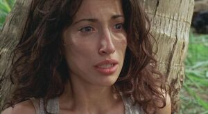 4x08 Tania Raymonde brown eye