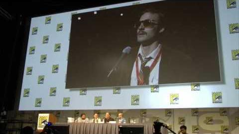 Lost Comic Con 2009 Panel - Part 3 HD
