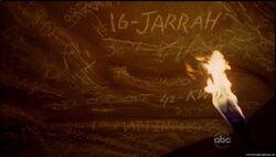 6x04-Jacob's WallJarrah