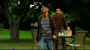 Flashback Charlie und Liam