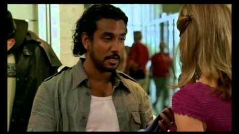 Lost - Deleted Scene - Sayid and the Airport