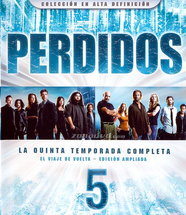 Perdidos: la quinta temporada completa (DVD, región 2) | ES ...