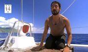Sayid Praying