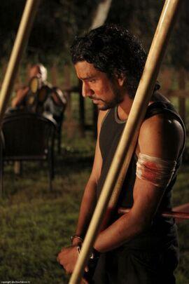 Sayid barraks