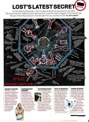 Magazin Karte