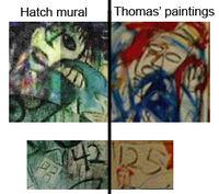 Thomas Artwork Compare