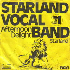Afternoon Delight by The Starland Vocal Band