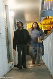 BecauseYouLeft Sayid Hurley