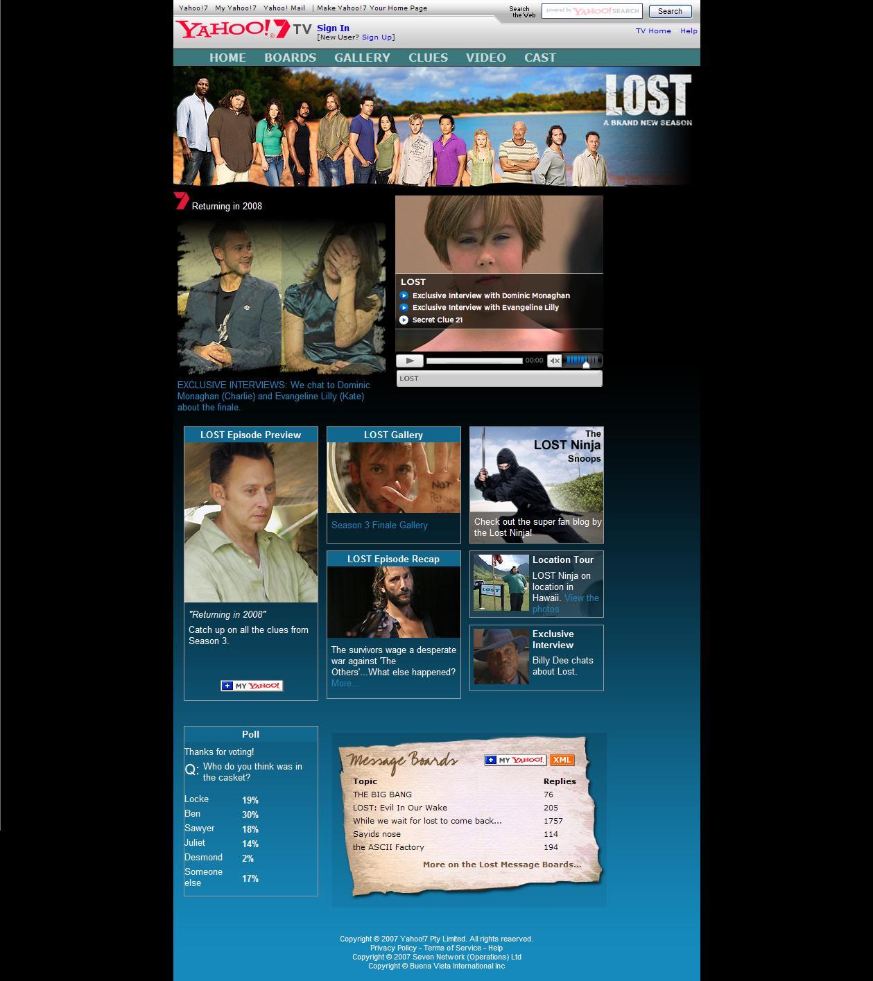 Channel Seven clues | Lostpedia | FANDOM powered by Wikia