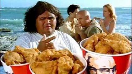 KFC Hawaii - Numbers (LOST Parody)