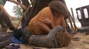 Hurley Sawyer battle 2x18