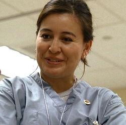 Michaels Krankenschwester