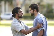 Sayid with Essam