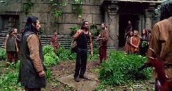 Sayid przemawia