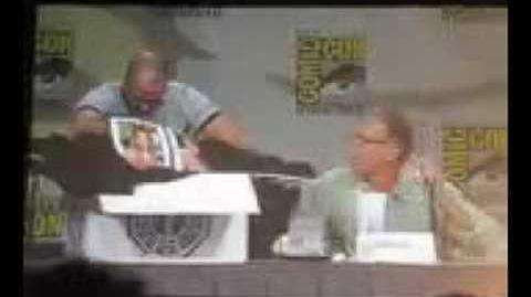 Comic Con '08 LOST Panel Part 2