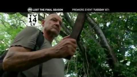 LOST Season 6 Promo con imágenes inéditas