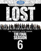 Blu-ray Season 6