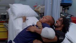 Sayid attaqué