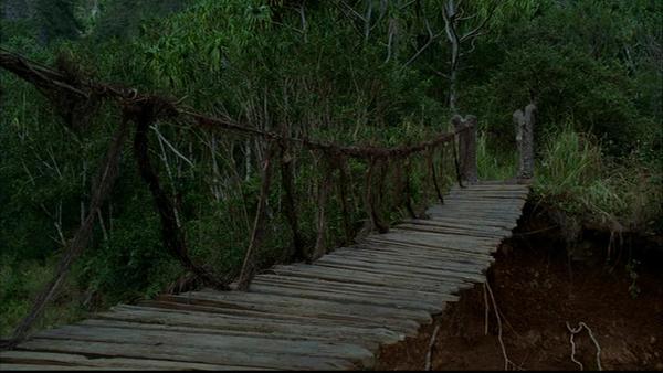 Rope bridge   Lostpedia   FANDOM powered by Wikia As Seen On Tv